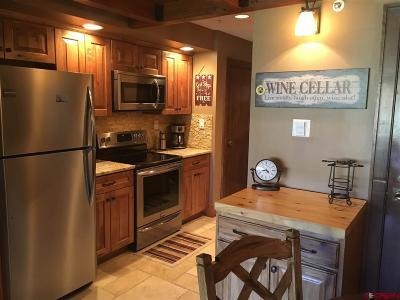 Durango Condo/Townhouse For Sale: 314 N Tamarron Drive #404