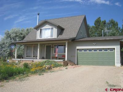 Cortez Single Family Home For Sale: 16277 Road 20