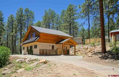 Durango Single Family Home NEW: 111 Elk Lane
