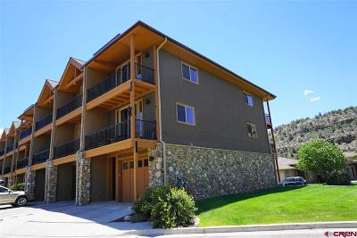 La Plata County Condo/Townhouse NEW: 1295 Escalante Drive #1
