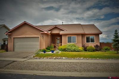 Bayfield Single Family Home NEW: 525 Hickory Ridge
