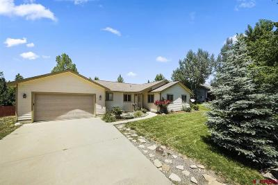 Bayfield Single Family Home NEW: 295 Meadows Circle