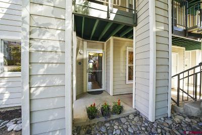 Durango Condo/Townhouse NEW: 1100 Goeglein Gulch #143