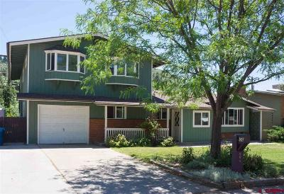 Durango Single Family Home For Sale: 906 Spruce Drive