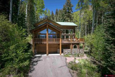 Durango Single Family Home For Sale: 47 Creekside