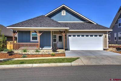 Durango Single Family Home For Sale: 565 Prospector