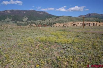 Creede Residential Lots & Land For Sale: 4850 Deep Creek Road