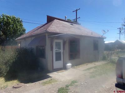 Del Norte Single Family Home UC/Contingent/Call LB: 590 French Street
