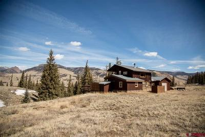 Creede Single Family Home UC/Contingent/Call LB: 2380 Deep Creek Road