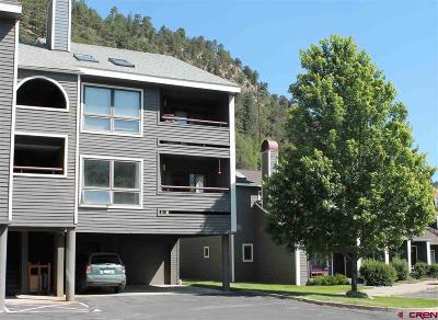 Durango Condo/Townhouse UC/Contingent/Call LB: 34511 Highway 550 #108