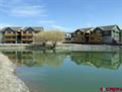 Ouray County Condo/Townhouse UC/Contingent/Call LB: 550 Redcliff Circle #D201