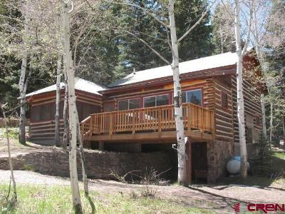South Fork CO Single Family Home For Sale: $199,000