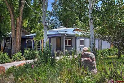 Durango Single Family Home For Sale: 2920 E 5th Avenue