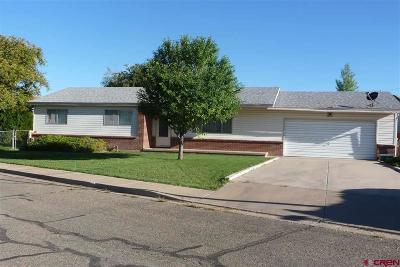 Cortez Single Family Home For Sale: 535 S Oak
