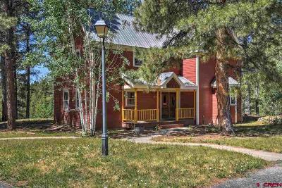 Durango Condo/Townhouse For Sale: 308 S Silver Queen #104 A