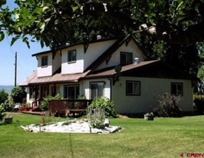Single Family Home For Sale: 35302 Hanson Mesa Road