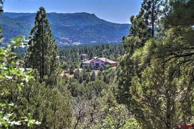 Durango Single Family Home For Sale: 481 Far View Road