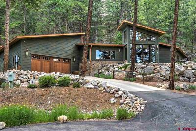 Durango Single Family Home For Sale: 73 Wapiti