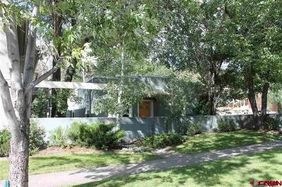Durango Condo/Townhouse For Sale: 765 E College Drive #Unit 9 &
