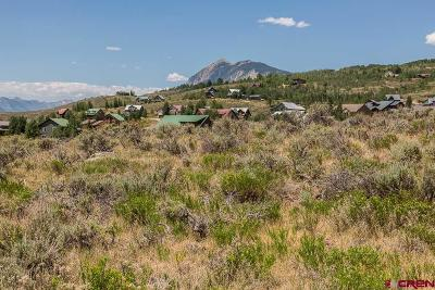 Crested Butte Residential Lots & Land For Sale: 9 Fox Place