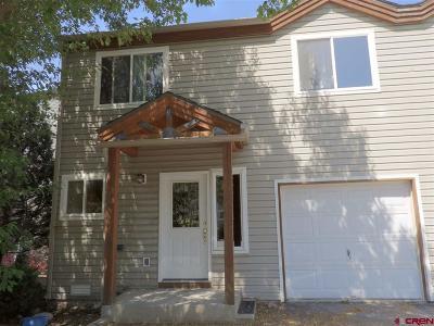 Durango Condo/Townhouse UC/Contingent/Call LB: 36 Sunridge Lane