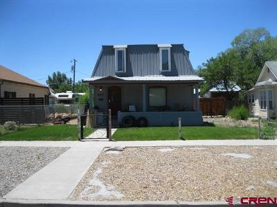Montrose Single Family Home UC/Contingent/Call LB: 521 N Mesa Avenue