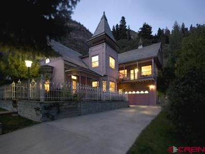 Ouray Single Family Home For Sale: 637 5th Street