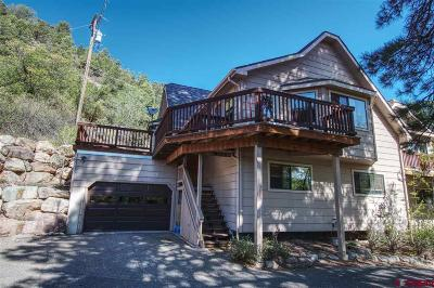 Durango Single Family Home For Sale: 3005 West 4th Ave