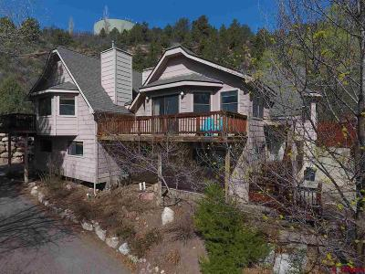 Durango Single Family Home For Sale: 3007 West 4th Ave