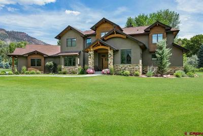 Durango Single Family Home For Sale: 610 Red Rock Road