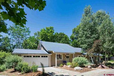 Durango Single Family Home UC/Contingent/Call LB: 124 Alamo Drive
