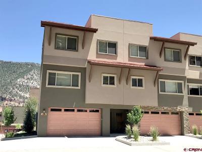 Durango Condo/Townhouse For Sale: 1422 Animas View Drive #38