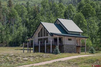 La Plata County Single Family Home For Sale: 943 County Road 243