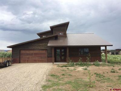 Pagosa Springs Single Family Home For Sale: 212 Island