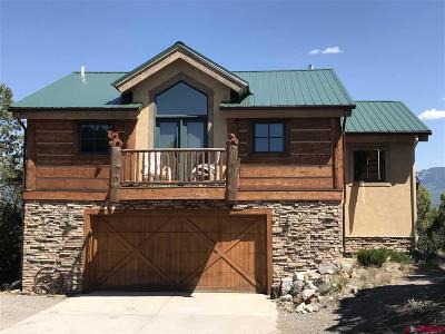 Ridgway Single Family Home For Sale: 360 Grand Mesa Court