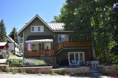 Ouray Single Family Home For Sale: 115 6th