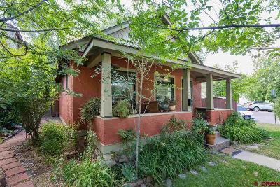 Durango Single Family Home For Sale: 473 E 3rd Ave