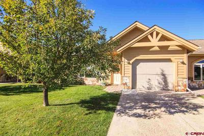 Pagosa Springs Condo/Townhouse For Sale: 1135 Park #502