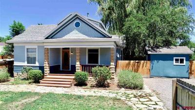 Montrose Single Family Home For Sale: 345 S San Juan Avenue