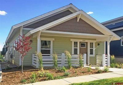 Durango Single Family Home For Sale: 555 Confluence Avenue