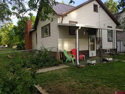 Montrose Single Family Home For Sale: 1047 S 3rd #All 3 un