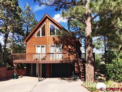 La Plata County Single Family Home UC/Contingent/Call LB: 105 Wood Haven Way