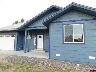 Pagosa Springs Single Family Home For Sale: 63 Driftwood Drive