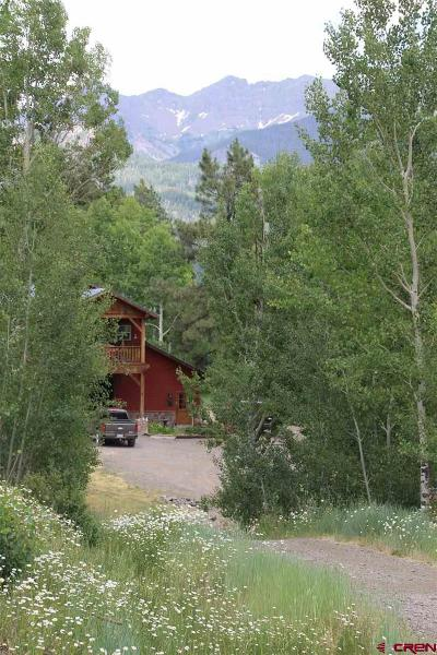 Pagosa Springs Single Family Home For Sale: 11502 County Rd 326