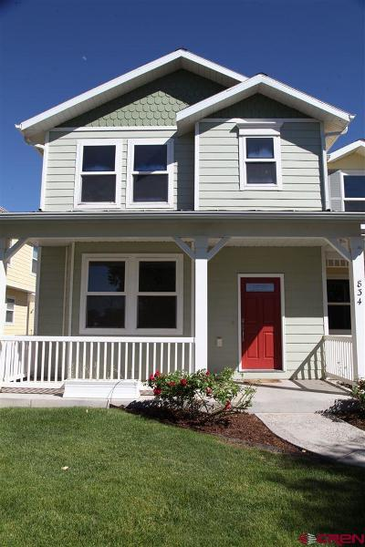 Montrose Condo/Townhouse For Sale: 834 S 6th Street #Unit A