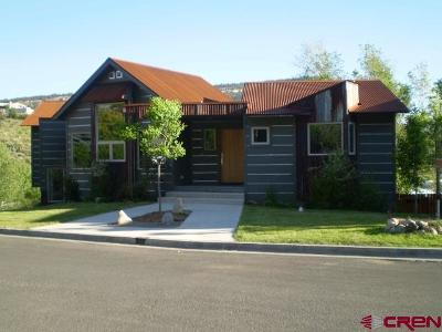 Durango Single Family Home For Sale: 5 Sage Hill Court