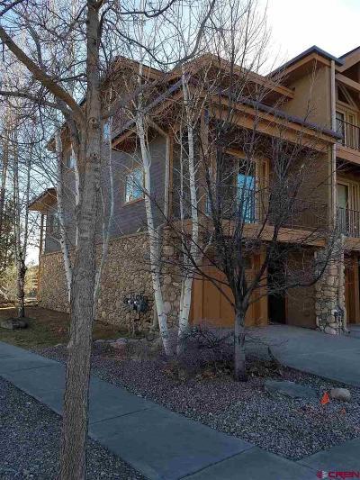 Durango Condo/Townhouse UC/Contingent/Call LB: 1295 Escalante Drive #Unit 23
