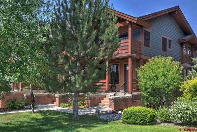 Durango Condo/Townhouse For Sale: 277 E 3rd Avenue #104