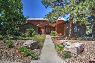 Durango Single Family Home UC/Contingent/Call LB: 411 Oak Drive