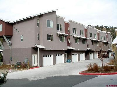 Durango Condo/Townhouse UC/Contingent/Call LB: 1140 Carbon Junction #44